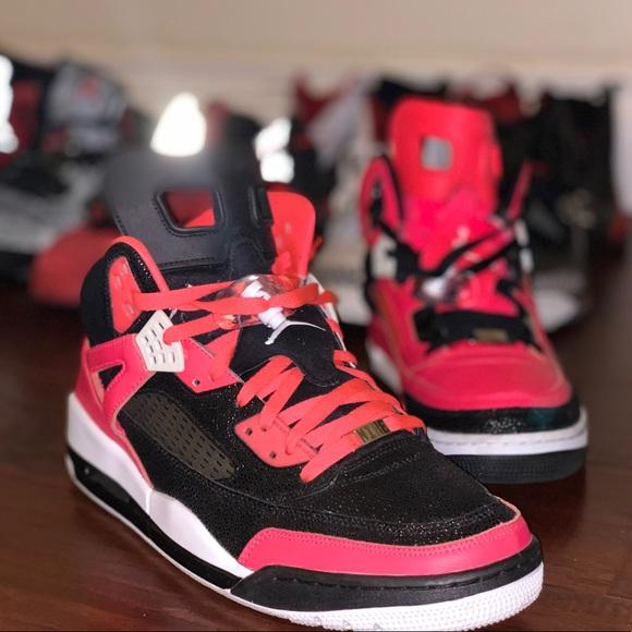Nike Air Jordan Spizike Id 25 Custom